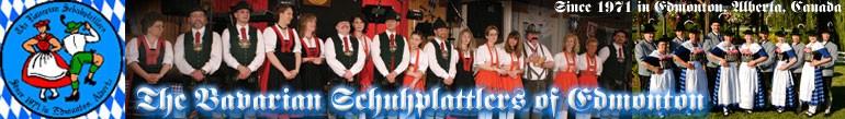 Bavarian Schuhplatters of Edmonton